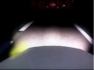 2015科目三夜间灯光模拟考试技巧视频【最新版】