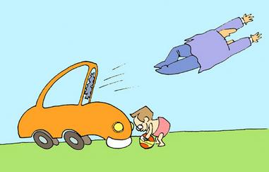 安全驾驶如何紧急刹车