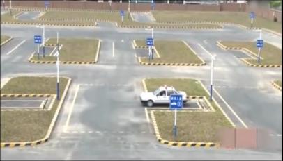 驾考科目二场地考试完整版教学视频
