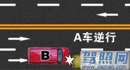 机动车辆逆向行驶扣几分罚款多少