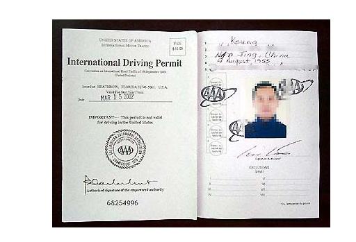 国际驾照可以在中国用吗 国外驾照信息 - 驾照网