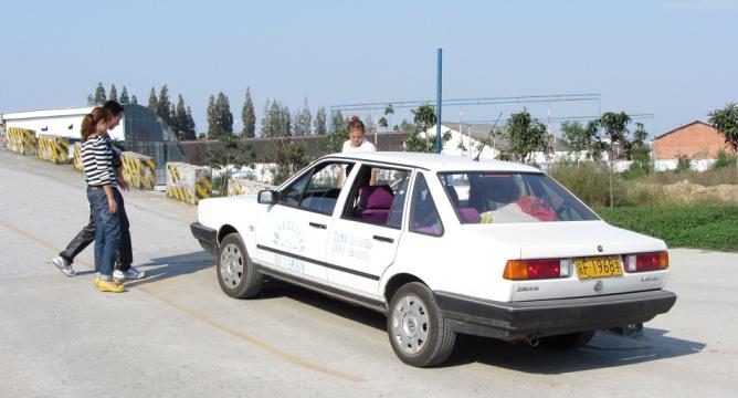 科目二定点停车八个步骤|学车知识