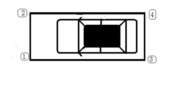 c1侧方停车技巧图解|学车知识