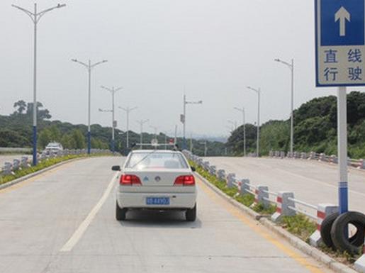 2015驾照科目三路考步骤