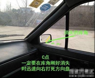 2015最新倒车入库技巧【图】