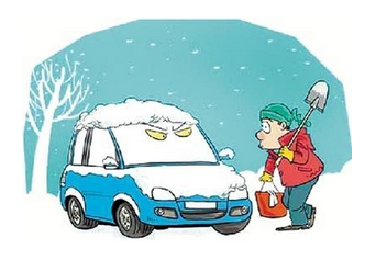 新手雪天开车需要注意的事项|新手上路