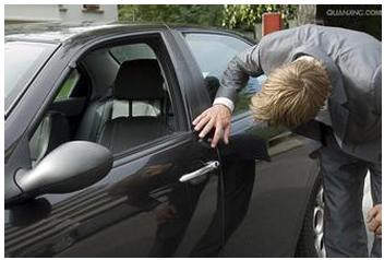 不然的话会影响到定点停车和倒车入库的时候找