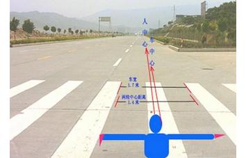 驾驶证科目三考试直线行驶技巧