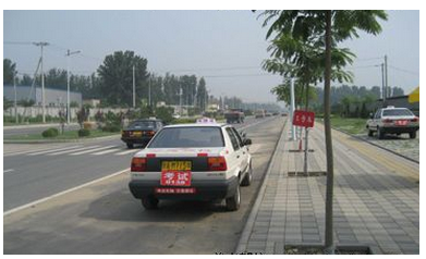 科目三考试靠边停车正确操作步骤