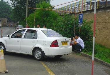 科目二考试侧方停车技巧解析
