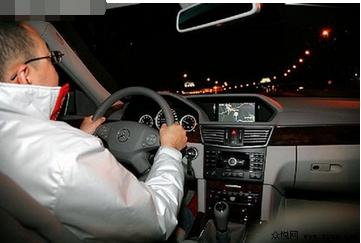 驾照科目三夜间考试评判标准