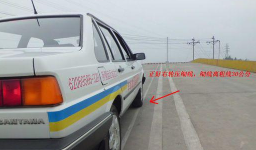上坡路定点停车和起步技巧图解图片