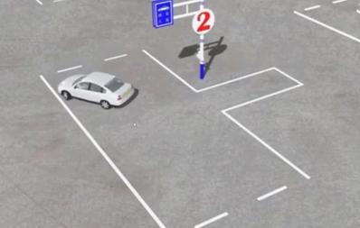 如果车子斜了,如何打方向盘修正车身?打多少度?在车子是直的情况下,车距左右两边的距离不一样又怎样调整是车身距左右两边距离一样呢?一系列的车身修正问题常困扰初学者。如何我们就来学学如何在科目二倒车入库修正车身方向。 右倒库为例:学会看后视镜轮胎和库距离 教练说 以2指宽为准确距离 1、打早方向靠右上角库近:回半圈或一圈方向 等右后轮进库超过右上角后(不要右后轮刚到就回方向)继续往右打满方向 当车身快正没正时回正方向(此点我是看车头正不正 也可以看后视镜)注意体会快正没正位置。
