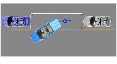侧方位停车技巧图解与步骤