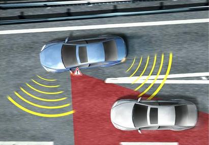 汽車駕駛致命盲區有哪些高清圖片