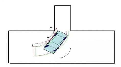 科目二倒车入库技巧图解 精确到厘米