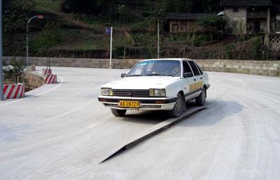 四川驾照科目二考试有哪些项目