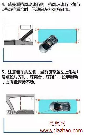 2016最新侧方停车技巧图解|学车知识