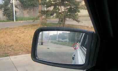 图解科目二侧方位停车技巧