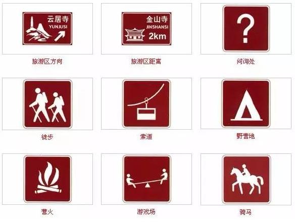 交通标志图片大全及图解|道路交通标志