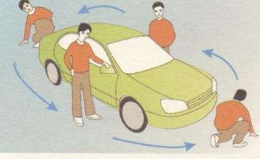 科目三考试上车步骤及记忆口诀|学车知识