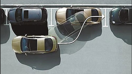 新手侧方停车技巧分析