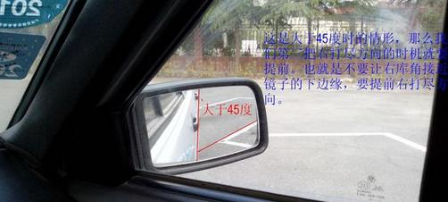 科目二倒车入库技巧详解(2016老教练总结)