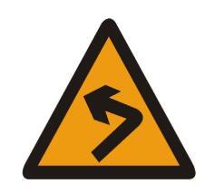 急转弯标志详解插图(2)
