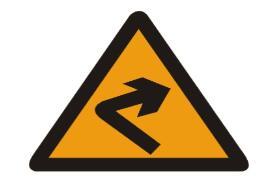急转弯标志详解插图(1)