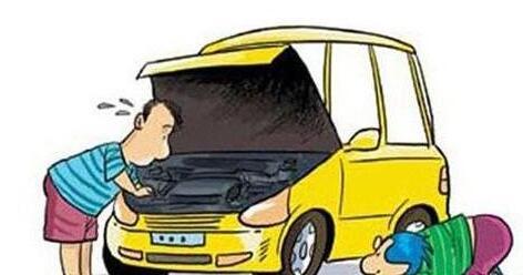 新手开车上路技巧图解 左右车距