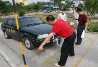 科目二坡道定点停车与起步技巧详解