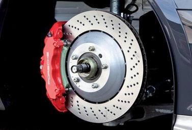 汽车刹车的工作原理是什么
