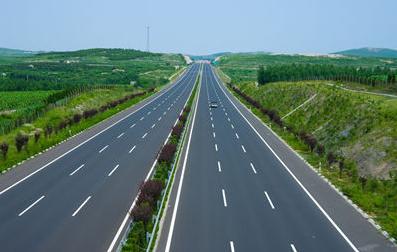 车辆在海南省高速公路