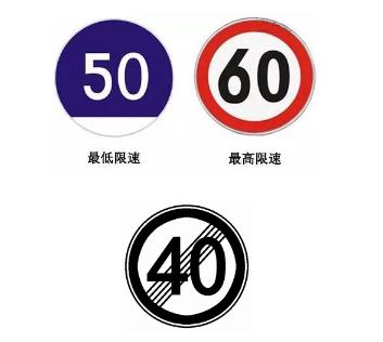 科目一交通标志记忆口诀 交通标志有哪些