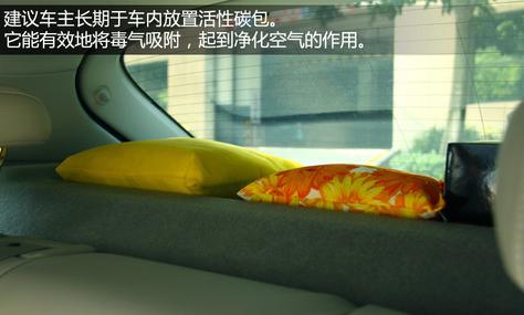 车内除异味的方法有哪些