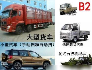 b2驾照能开什么车?b2驾照能开几座客车