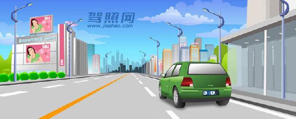 驾照考试科目一_2020科目一模拟考试_驾照科目一模拟考试插图(44)