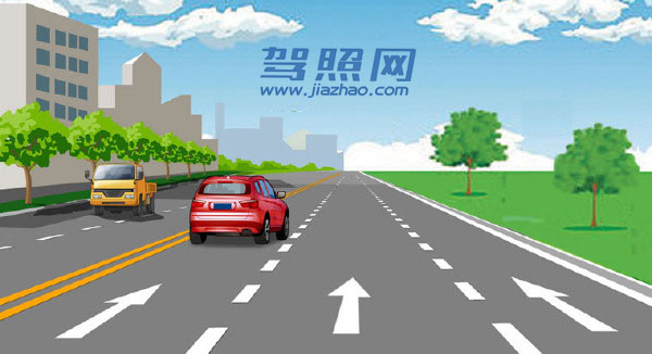 驾照考试科目一_2020科目一模拟考试_驾照科目一模拟考试插图(38)