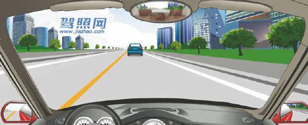 车轮考驾照科目一理论考试题插图(44)