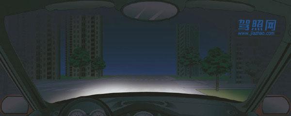 驾照考试科目一_2020科目一模拟考试_驾照科目一模拟笔试考试插图(43)