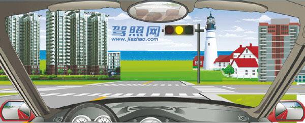 车轮考驾照科目一理论考试题插图(5)