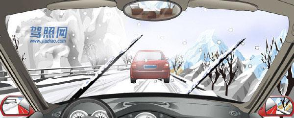 驾照考试科目一_2020科目一模拟考试_驾照科目一模拟考试插图(47)