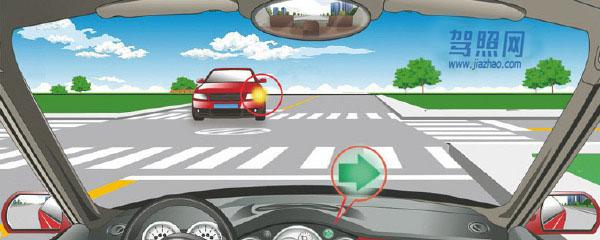 车轮考驾照科目一理论考试题插图(8)