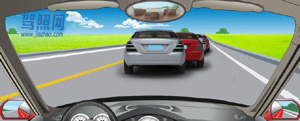 车轮考驾照科目一理论考试题插图(25)