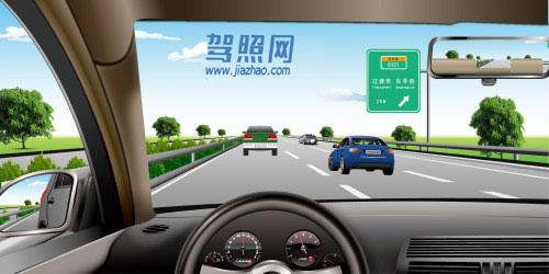 驾照考试科目一_2020科目一模拟考试_驾照科目一模拟考试插图(31)