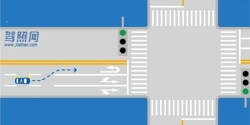 驾照考试科目一_2020科目一模拟考试_驾照科目一模拟考试插图(50)