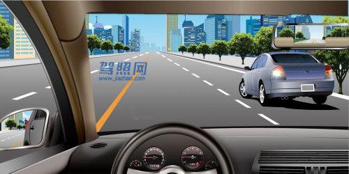 驾照考试科目一_2020科目一模拟考试_驾照科目一模拟考试插图(41)
