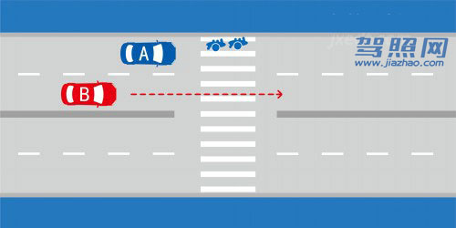 驾照考试科目一_2020科目一模拟考试_驾照科目一模拟考试插图(8)