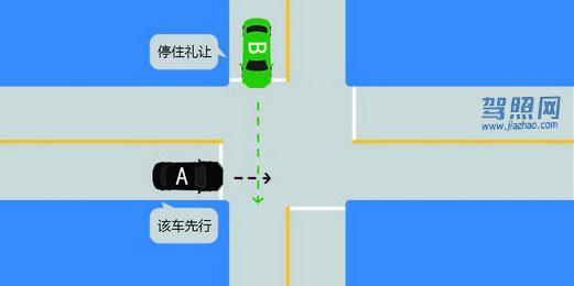 科目一考试题库第1章:道路交通安全法律、法规和规章插图(11)