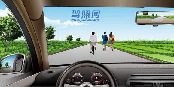 悦驾网,驾照考试科目一,驾照网2020科目一 等全新试题插图(34)